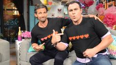 8-Bit Dynamic Love Shirt  The Dynamic Love Shirt is an exciting way to show the world just how much you need your better half. If you are within 5 metres of your partner who is also wearing the shirt then all six hearts will light up and you can hug and fully restore your precious lifeforce.
