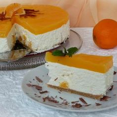 Hungarian Recipes, Hungarian Food, Cheesecake, Food And Drink, Sweet, Cakes, Sweets, Candy, Hungarian Cuisine