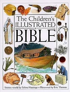The Children's Illustrated Bible by Selina Hastings (1994, Hardcover) in Books, Children & Young Adults | eBay