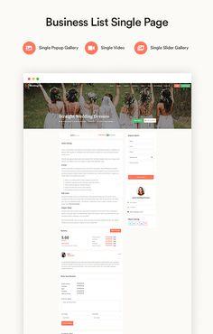 WeddingCity - Directory & Listing WordPress Theme by WeddingCity Wedding Dj, Budget Wedding, Wedding Vendors, Wedding Couples, Wedding Planner, Destination Wedding, Straight Wedding Dresses, Wedding Planning Checklist, Wedding Website