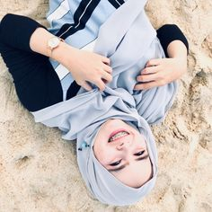 hijaber hunter #hijaberistimewa Muslim Fashion, Hijab Fashion, Hijab Tutorial, Hijab Outfit, Style, Swag, Hijabs, Hijabs, Moslem Fashion