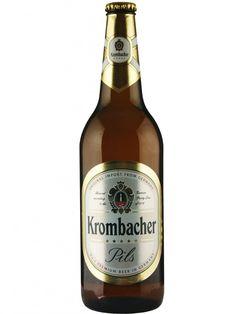 Cerveja Krombacher Pils 660ml