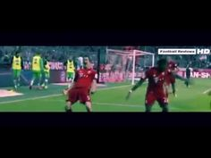 Bayern Munich vs Wolfsburg 5-1 Full Highlights - 22/09/2015