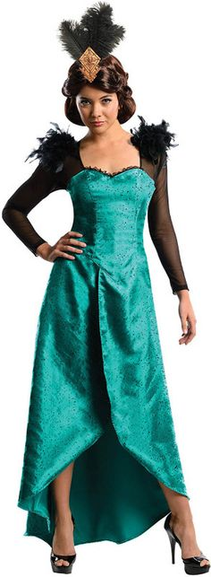 Oz The Great And Powerful Deluxe Evanora Costume Teen
