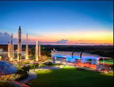 Kennedy Space Center Visitor Complex (Meritt Island, FL, USA)