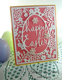 stamping up north with laurie: Happy Easter!