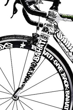 #illustrated #bike