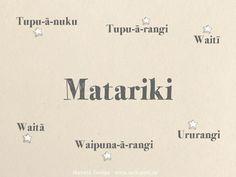 Matariki - the Māori New Year Early Childhood Centre, Early Childhood Education, Teaching Tools, Teaching Resources, Teaching Ideas, Samoan Tribal, Filipino Tribal, Maori Legends, Hawaiian Tribal