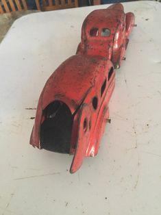 Vintage Stuff, Vintage Toys, Custom Campers, Amazing Toys, Farm Toys, Train Pictures, Toy Trucks, Tin Toys, Retro Toys