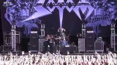 SODOM - Live at Hellfest 2015 - [PRO - SHOT] - (2015.06.19) HD