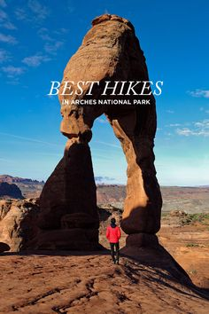Best Hikes in Arches National Park Utah // localadventurer.com