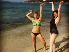 """""""How one vacation changed the way I saw my body""""; BEAUTIFUL MESSAGE"""
