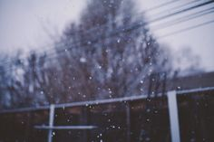 #snow #winter #toronto #snowflakes #photography