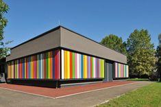 Kindergarten Kekec, Playful Architecture - LA76 Design & Travel Blog