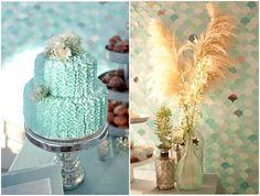 Inspiração para quem vai casar na praia! www.noivinhasdeluxo.com.br