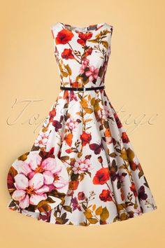 53e73c69fb66a0 Lady V Floral Swing Dress 102 59 19164 20160523 0010W1 Rockabilly Kleider,  Swing Kleid,