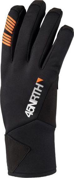 Cut the chill of early fall and late spring riding, without bulky thermal insulation. Water- and wind-resistant, the soft-shell Nokken cycling gloves protect without overheating. Available at REI, Satisfaction Guaranteed. Winter Cycling Gear, Cycling Wear, Cycling Gloves, Cycling Outfit, Mountain Bike Gloves, Mountain Biking, Women's Cycling Jersey, Cycling Jerseys, Bike Brands