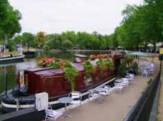 Little Venice: London Canal's (Cafe)