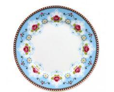 Pip Studio Blossom Blue Tea plate