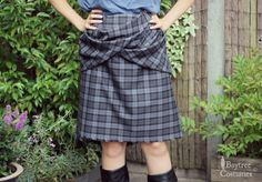 Outlander Great Kilt by Baytree Costumes