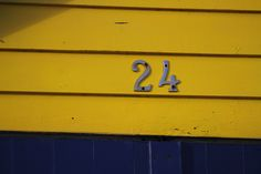 house number 24 | by tim phillips photos House Numbers, Photos, Pictures, Photographs, Cake Smash Pictures