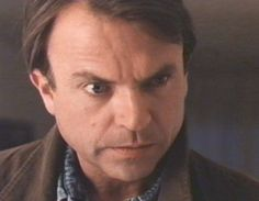 sam neill | Click on thumbnail below to see larger version ofthe image. Sam Neill, Larger, Writer, Take That, Actors, People, Image, Writers, People Illustration