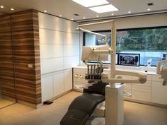 Conception cabinets dentaires en Belgique, Luxembourg. AMPJ, salle d'opération - AMPJ