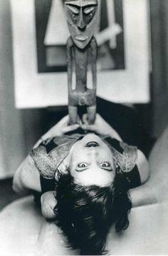 Man Ray - Portrait de Simone Kahn, 1927. °