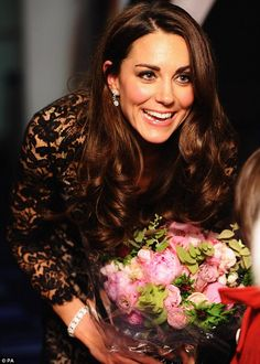 Kate at the the War Horse premiere. Jan. 8 2012