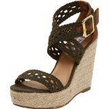 Steve Madden Women's Magestee Wedge Sandal (Apparel) http://cheapwomenshoesandhandbags.blogspot.com