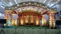 Sundareswaran – Jayashree Wedding Event @ Subalakshmi Mahal, Pondicherry  Sampath Kumar – Saranya Wedding Event  Wedding: 21st April, 2014 – Evening Reception: 22nd April, 2014 – Morning Venue: Subha lakshmi Mahal, Pondicherry