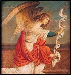 "Anael — ""The Grace or Joy of God."" Also called Aniel, Hanael, or Haniel."