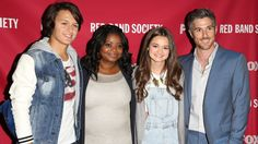 Nolan Sotillo, Octavia Spencer, Ciara Bravo of Red Band Society - Variety article