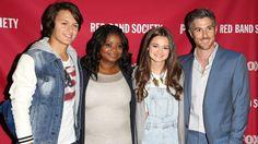 Nolan Sotillo, Octavia Spencer, Ciara Bravo of Red Band Society - Variety article