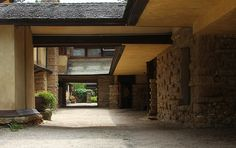 Taliesin - Frank Lloyd Wright