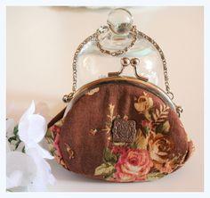 Anna Sui Kleingeld/Party Täschchen Vintage  von *Coco Mademoiselle* auf DaWanda.com