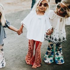 I want my kids to look like this, y'all!!