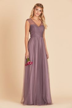 af3381bc8c20 Lili Dress - Wisteria. Wisteria Bridesmaid Dresses ...
