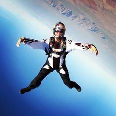 Skydivers do it better. #Padgram