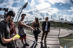 Munich Mash - Swatch Prime Line Tour mit Sam Pilgrim Freeride Mountain Bike World Tour