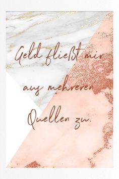 positive Affirmationen I Mantra I inspirierende Zitate I Sprüche With positive affirmations, we can fight negative spirals of thought in Mantra, Daily Affirmations, Law Of Attraction, Me Quotes, Qoutes, Positive Vibes, Magic Women, How Are You Feeling, Mindfulness