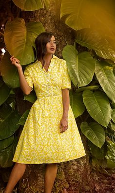 Modest Clothing for Women: Modestly Retro. I love nearly all these cloths!