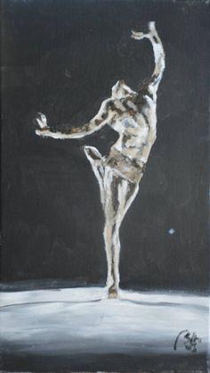 Dance III, bachmors artist