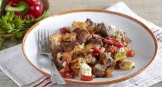 Σκέτο λουκούμι! Συνταγή για κρέας με λαχανικά και τυρί στη γάστρα   Reader.gr