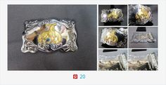 #Vintage #Cowboy with Bucking #Horse #BeltBuckle #gotvintage #vintagefashion http://www.etagerellc.com/store/p208/Vintage_Silver_and_Gold_Tone_Cowboy_with_Bucking_Horse_Belt_Buckle_|_Chambers_Belt_Company_Made_in_the_USA_Buckle_.html