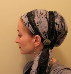 The BEST headscarf blog I've seen — andrea grinberg wrapunzel tichel