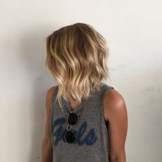 25+ best ideas about Blonde lob
