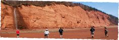 Our day together we experience part of the Annapolis Valley region, where we will explore the coast of the world famous Bay of Fundy. Annapolis Valley, Group Shots, Adventure Tours, World Famous, Nova Scotia, Monument Valley, Vacations, Coast, Hiking