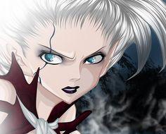Mirajane Strauss - Fairy Tail,Anime