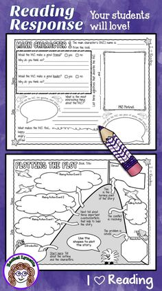 Add a little Razzle-Dazzle to your independent reading with these fun reading response printables - 18 in all! Don't let the fun layout fool you, these require plenty of higher level thinking to complete.